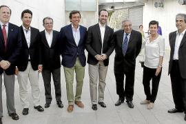 Presentación de la exposición 'Miró. Ubú en escena' en es Baluard