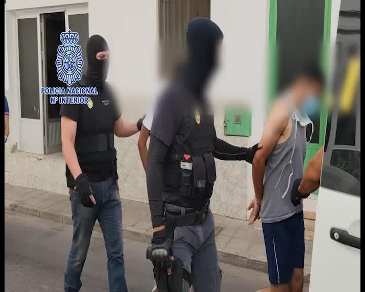 Detenido en Ibiza un 'responsable de captación' de una mafia de la inmigración irregular