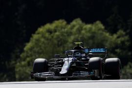 Bottas saldrá primero en Austria y Sainz desde la cuarta fila