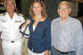 La base naval de Sóller se suma a la fiesta de la Virgen del Carmen