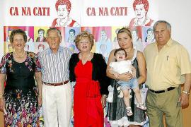 PALMA BRISAS CUMPLEAÑOS CATI BORDOY FOTOS: PILAR PELLICERMAGDALE