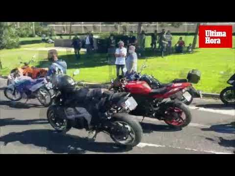 Las motos vuelven a rugir en Mallorca
