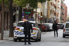 Policías locales de Palma cobran nocturnidad y trabajan de día