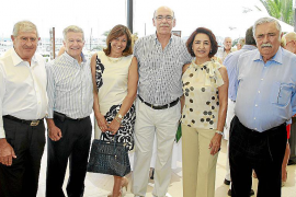 Homenaje a Cristóbal Sbert
