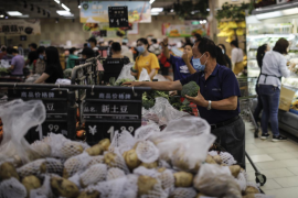 Una ciudad china emite una alerta sanitaria por un posible caso de peste bubónica