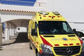 Formentera dispone de un segunda ambulancia del 061 en Formentera