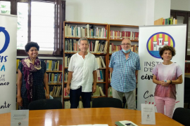 L'Institut d'Estudis Eivissencs concede las Becas de Investigación a Irene Tetteh y Neus Marí