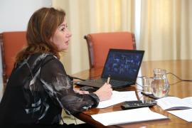 Baleares no está en riesgo de nuevos confinamientos, según Armengol
