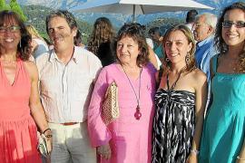 Anna Nicholas presenta su nuevo libro en el Port de Sóller