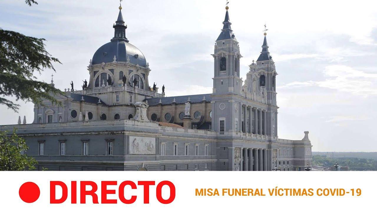 Así ha sido el funeral en Madrid por las víctimas del coronavirus, presidido por los Reyes