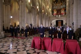 Defensa de la solidaridad frente a la «crispación» en el funeral por las víctimas de la pandemia