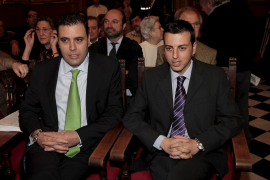 Los regidores sustitutos de Nadal y Durán  en el Ayuntamiento toman posesión de sus cargos