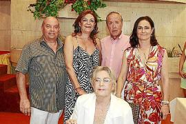 Homenaje a presidentes de la Federación de Asociaciones de Personas Mayores de Palma