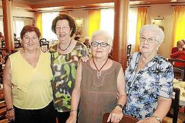 Homenaje a presidentes de la Federación de Asociaciones de Personas Mayores
