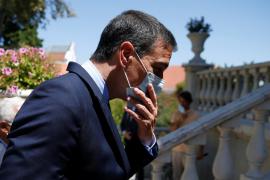 La criticada ausencia de Sánchez en el primer funeral por las víctimas de la COVID-19