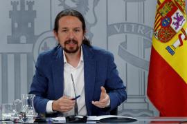 El Gobierno prorroga medidas del «escudo social» que, según Iglesias, es «mejorable» y «limitado»