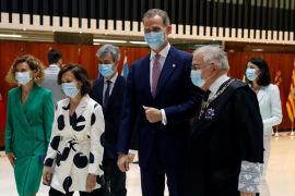 El Gobierno desvincula a la monarquía de las actuaciones del rey Juan Carlos