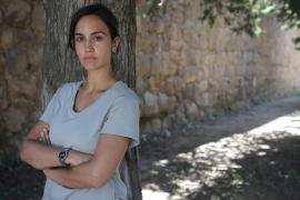 Megan Montaner, actriz: «Es un drama tener que dejar Mallorca ahora»