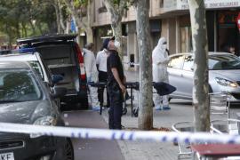 Fallece un hombre al caer desde un cuarto piso en Palma