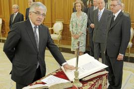 Gonzalo Moliner: «Lucharé por la independencia del Poder Judicial»
