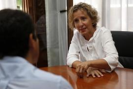 Aina Calvo: «No puede haber un policía detrás de cada turista para controlar el coronavirus»