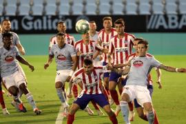 Celta y Atlético empatan en Balaídos