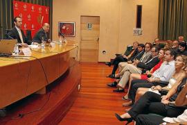 Bauzá presenta un Plan Integral de Turismo «realista», pero sin presupuesto