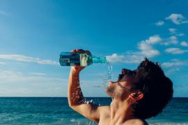 ¿Cómo debes hidratarte en verano si sales a la calle a hacer deporte?