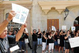 El PSM quiere que el Ajuntament se declare insumiso frente al Estado