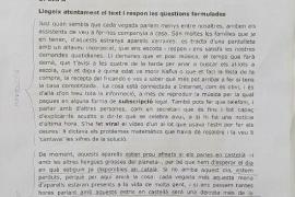 Vox denuncia adoctrinamiento en la prueba de catalán de la Selectividad