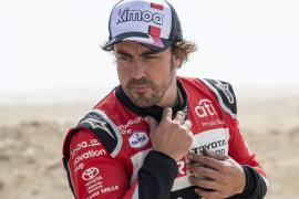 Fernando Alonso vuelve a la Fórmula 1 con Renault