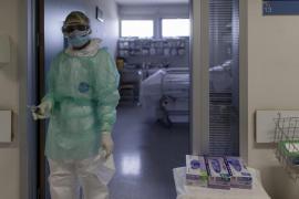 Dada de alta en Ibiza una mujer de 94 años tras 85 días en el hospital