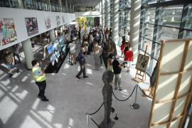 Exposición en Son Espases