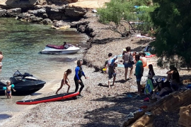 Preocupación en Artà por las actividades irregulares y el incivismo en el litoral