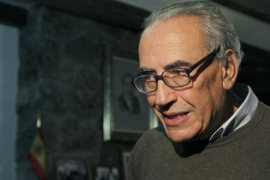 El expresidente del Congreso Gregorio Peces Barba
