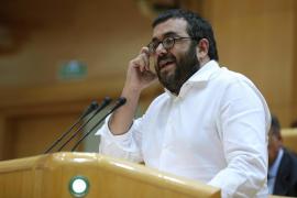 Vidal presenta una moción en el Senado en defensa de la unidad del catalán