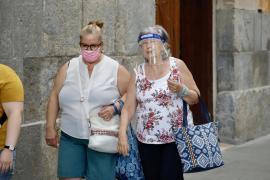 Cuándo y dónde hay que utilizar la mascarilla en Baleares