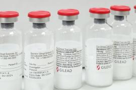 Gilead comienza un estudio clínico para probar remdesivir en formato inhalado
