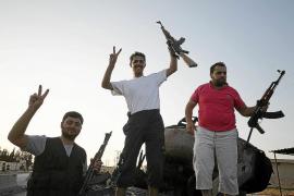Ofensiva del Ejército de Al Asad sobre Alepo y dos barrios de Damasco