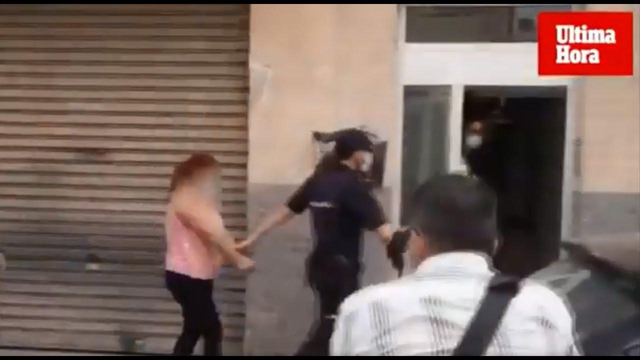 La detenida por matar a su pareja en Manacor se niega a colaborar en la reconstrucción del crimen