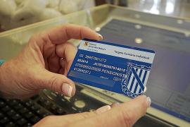 El IB-Salut ha expedido 116.120 nuevas tarjetas en los seis primeros meses del año
