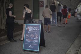 Estados Unidos sigue batiendo récords de contagios por coronavirus