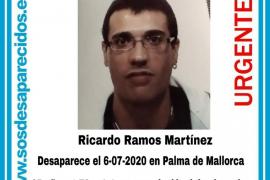 Buscan a un hombre desaparecido en Palma