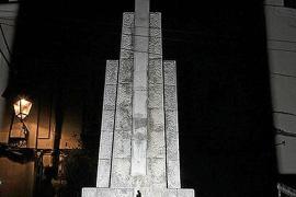 Bunyola tumba la propuesta de PP y Vox de proteger la Cruz de los Caídos en la Guerra Civil