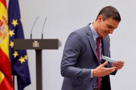 Sánchez no cerrará la campaña en Galicia al averiarse su avión
