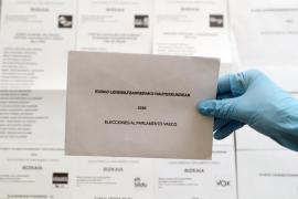 Diferentes opciones políticas para votar