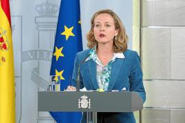 Calviño asegura que un ministro del Eurogrupo cambió al final su voto