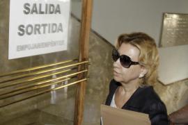 Munar pide perdón por decir que nadie debería ir a la cárcel por temas económicos