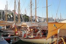 La vela clásica vuelve este verano a la bahía de Palma