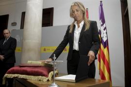 Teresa Palmer jura su cargo como delegada del Gobierno